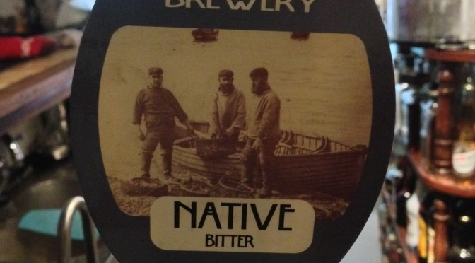 Native Bitter – Whitstable Brewery