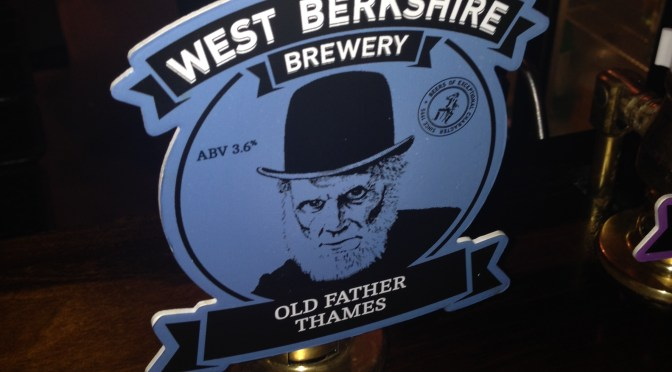 Old Father Thames – West Berkshire Brewery