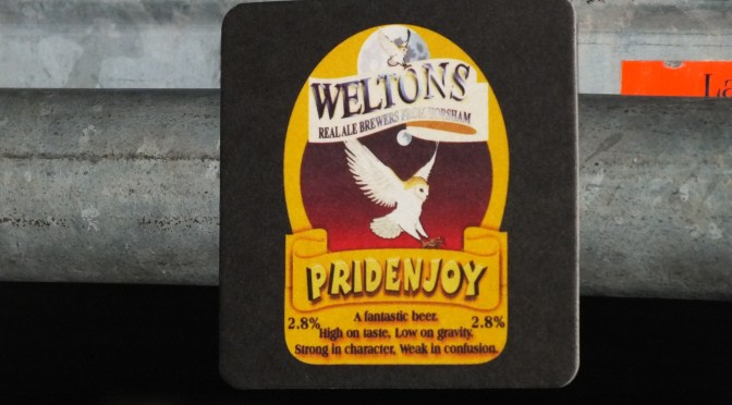 Pridenjoy – Weltons Brewery