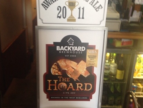 The Hoard – Backyard Brewhouse