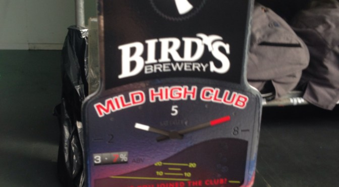 Mild High Club – Bird's Brewery