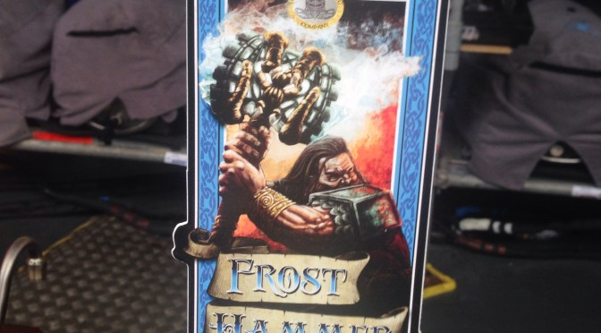 Frost Hammer – Fownes Brewery