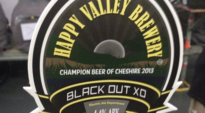 Black Out XO – Happy Valley Brewery
