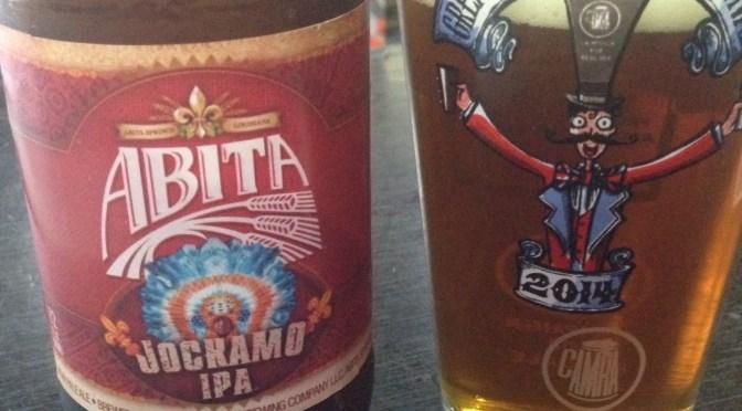 Jockamo IPA – Abita Brewery