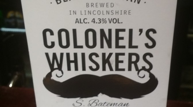 Colonel's Whiskers – Bateman's Brewery