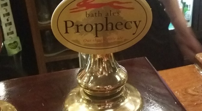 Prophecy – Bath Ales