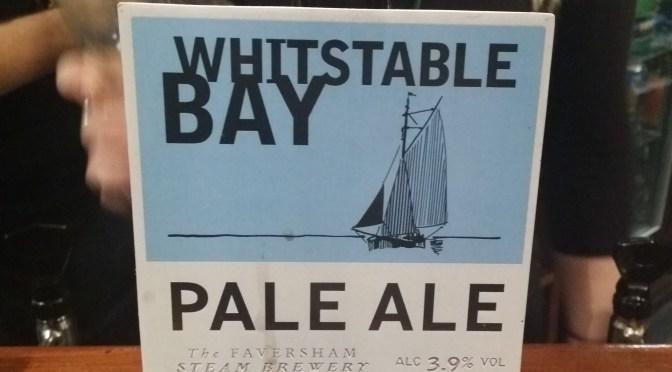 Whitstable Bay Pale Ale – Shepherd Neame
