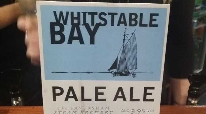 Whitstable Bay Pale Ale – Shepherd Neame