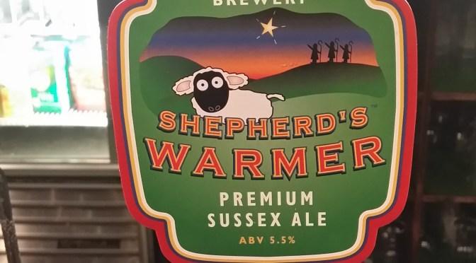 Shepherd's Warmer – Hammerpot Brewery