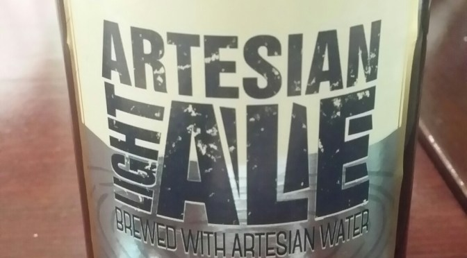 Artisan Light Ale – Shepherd Neme Brewery