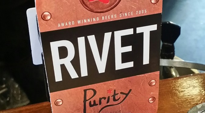 Rivet – Purity Brewery