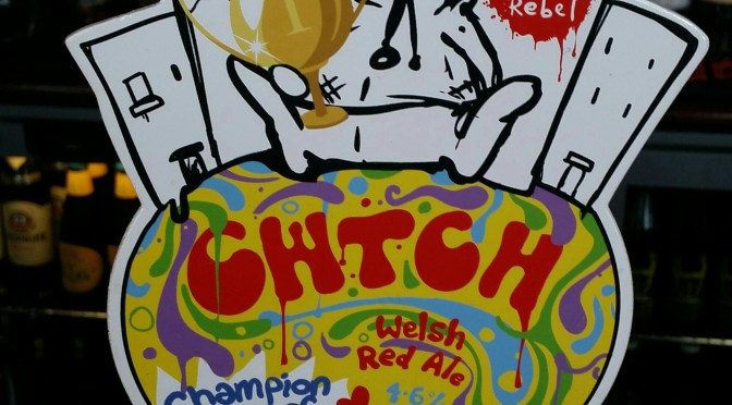 Cwtch Welsh Red Ale – Tiny Rebel Brewery