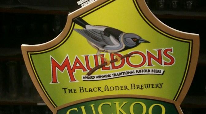 Cuckoo – Mauldons Brewery
