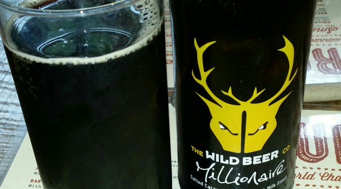 Millionaire – The Wild Beer co