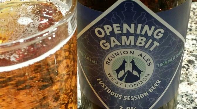 Opening Gambit – Reunion Ales