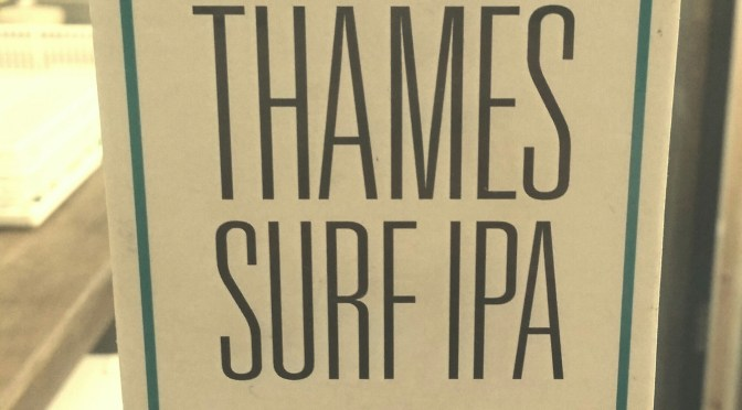 Thames Surf IPA – Belleville Brewing Co.