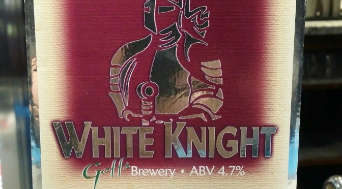 White Knight – Goff's Brewery
