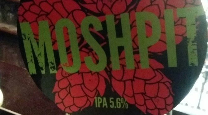 Moshpit – Goldmark Brewery