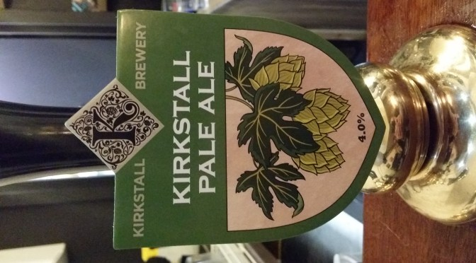 Kirkstall Pale Ale – Kirkstall Brewery