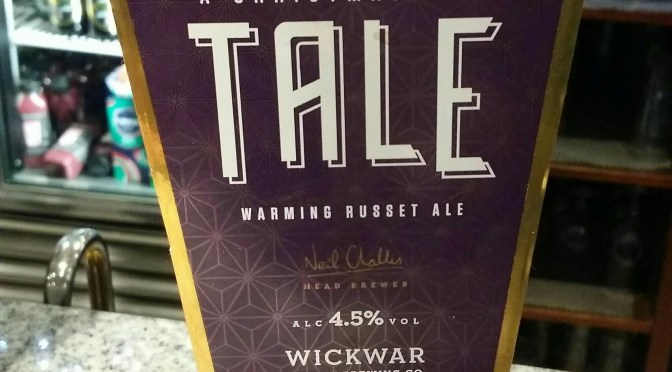 A Christmas Tall Tale – Wickwar Wessex Brewing Co.