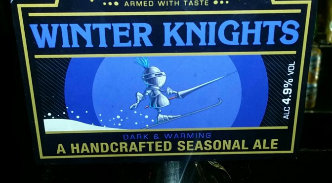 Winter Knights – Arundel Brewery