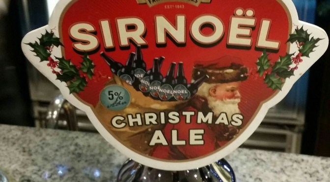 Sir Noël Christmas Ale – Arkell's Family Brewers