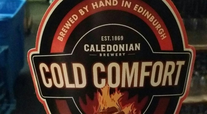 Cold Comfort – Caledonian Brewery