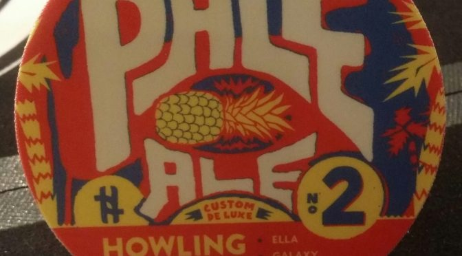 Pale Ale no. 2 – Howling Hops Brewery