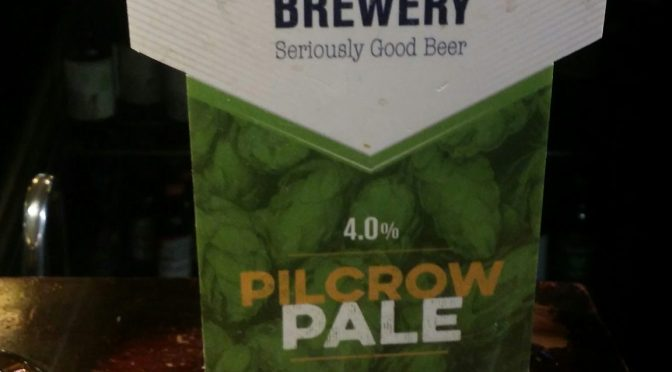 Pilcrow Pale – Dorking Brewery