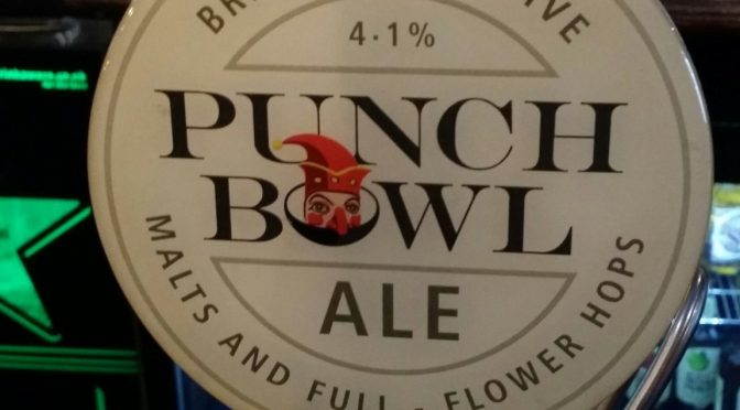 Punch Bowl – Caledonian Brewery