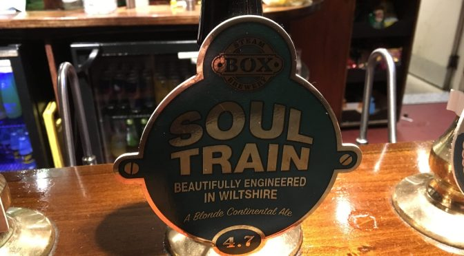 Soul Train – Steam Box Brewery