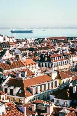 Lisbonne ville : partir pas cher