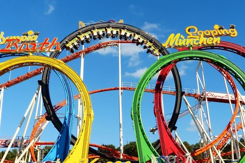 meilleur parc du monde parcs Disney dans le monde - cover montagnes russes