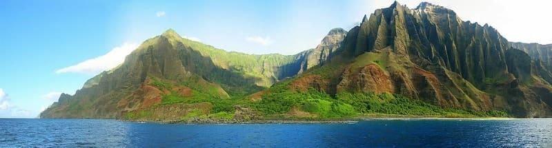 activité a faire en couple - visiter l'île de Kauai archipel d'Hawaï