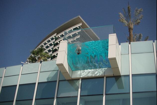 les plus belles piscines du monde - Dubai