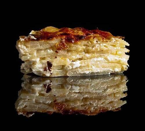 gastronomie française -gratin-dauphinois