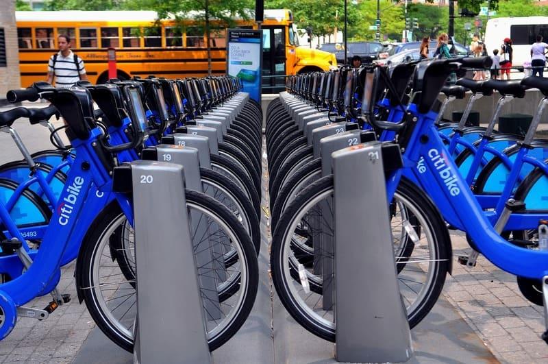 New-York devient une ville vélo elle aussi !