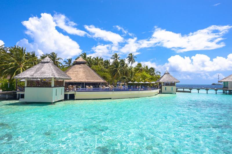 que faire aux Maldives - îles-hôtel des Maldives