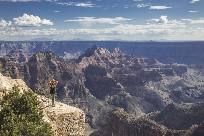 grands espaces - grand canyon Etats-Unis