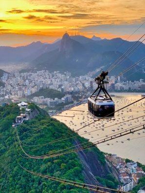 Partir à Rio de Janeiro - visiter le Corcovado