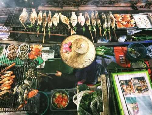 spécialité thailandaise - cuisine thaïlandaise