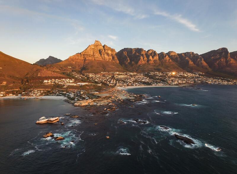 octobre au soleil - south africa