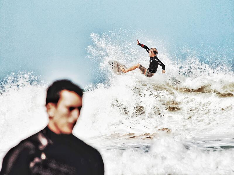 surf France - surfeurs vagues