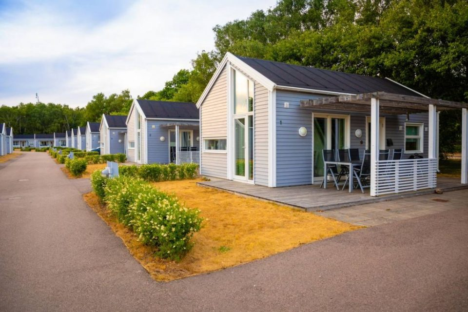 bungalow camping France