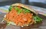 This healthy sloppy joe recipe is not only delicious, but it is good for you too. Your kids won't even know that it is good for them!