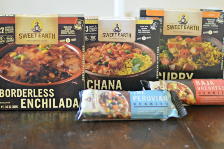 Sweet Earth Foods all
