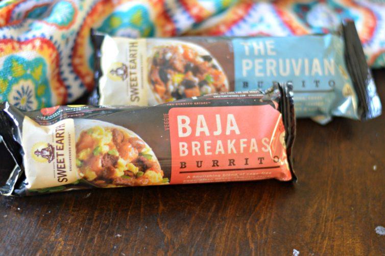 Sweet Earth Foods Burritos