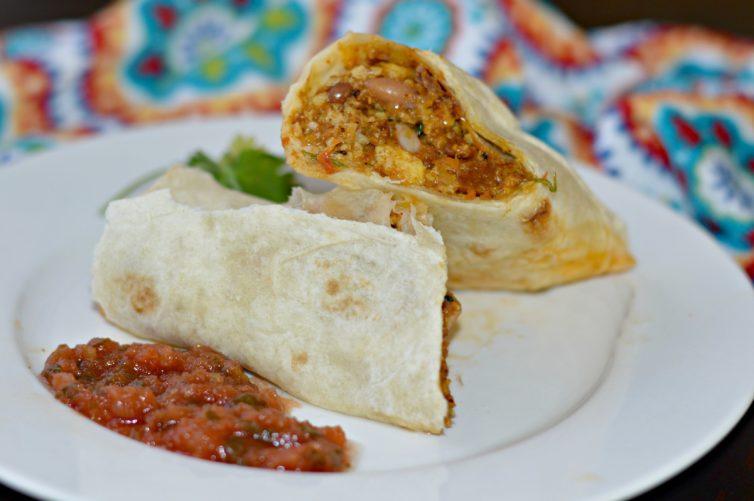 Sweet Earth Foods Baja Burrito