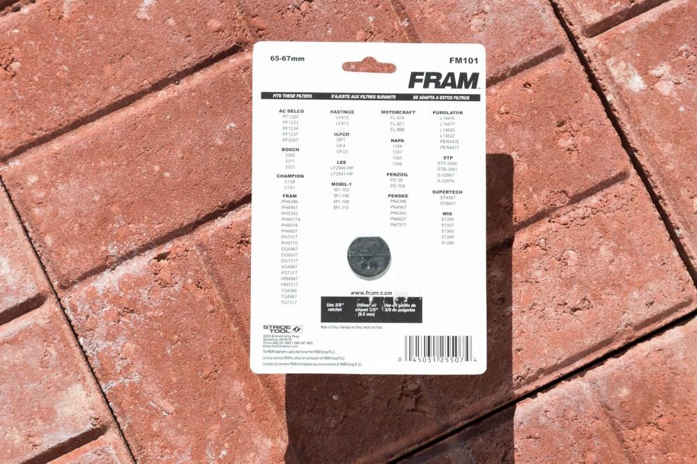 medium resolution of fram oil filter wrench review my legit reviews