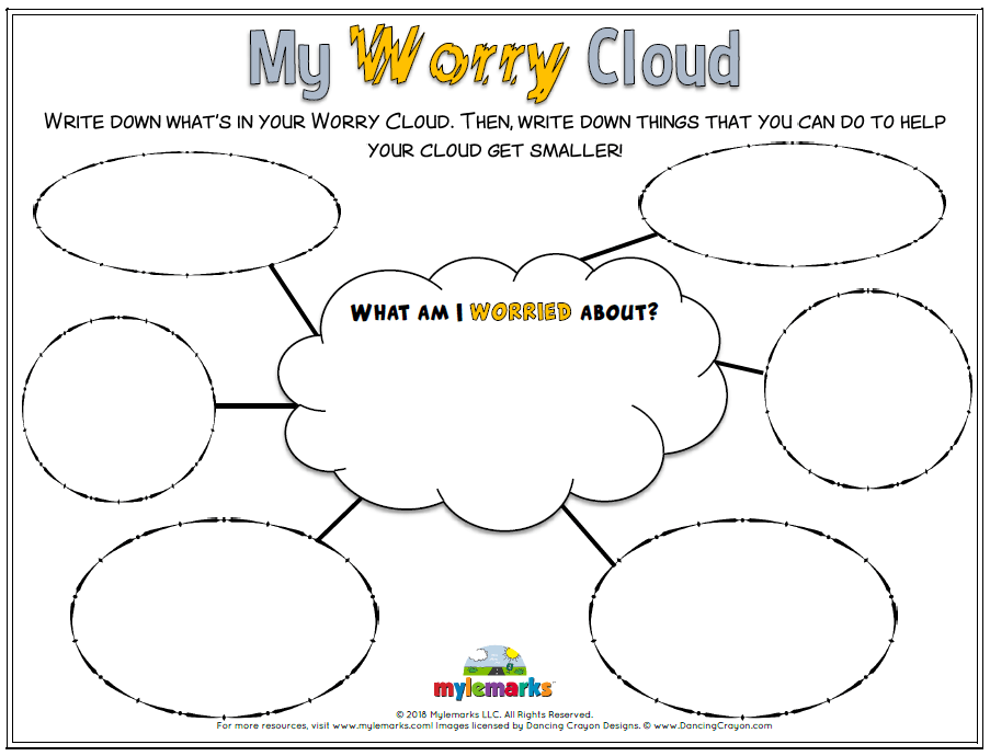 My Worry Cloud